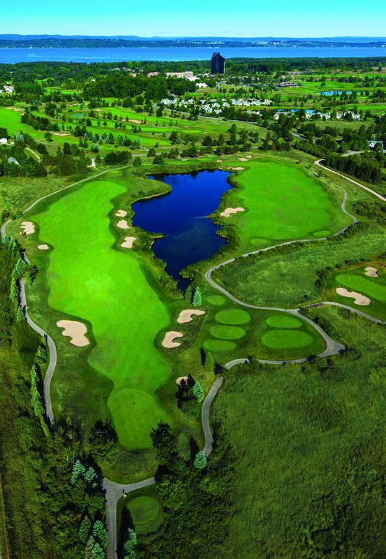 Wolverine Golf Course