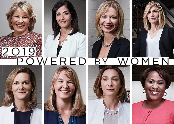 Powered by Women 2019