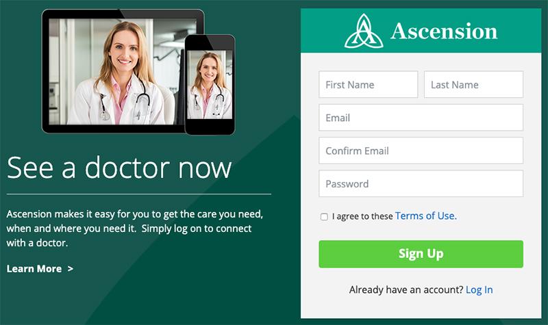 Ascension Online Care