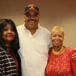 Diane Steward Jones, Michael Turner, Mrs. Emanuel Steward