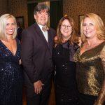 Kate Henry, Stephen and Lisa Schwartz, Elissa Buhr