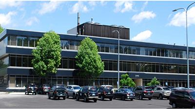 Lawrence Technological University's Enterprise Center
