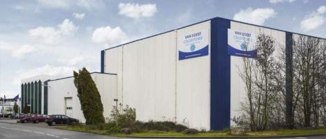 Van Soest Coldstores facility