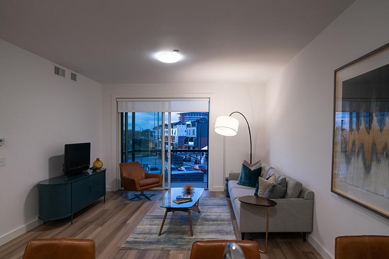 apartment in The Corner