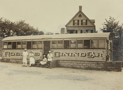 photo from the American roadside diner collection