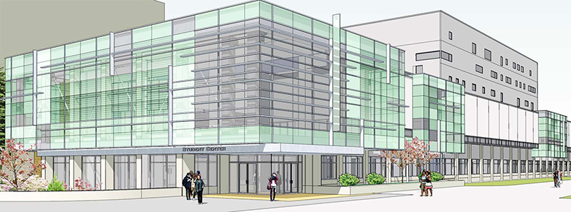 Wayne State University Student Center