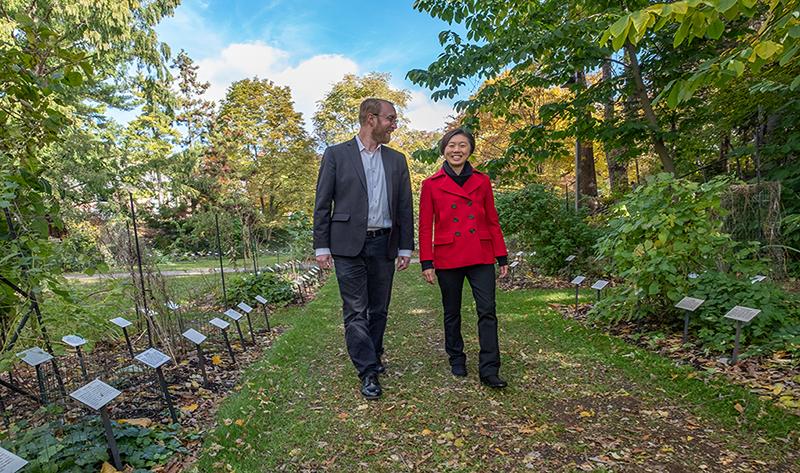 Richard and Sophia Lunt
