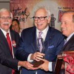 Marshall Hunt, Paul W. Smith, Detroit Mayor Mike Duggan