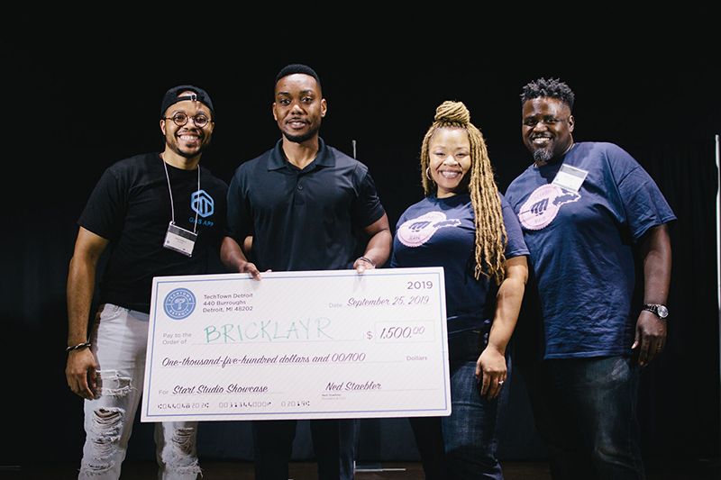 Start Studio Summer 2019 Showcase competition winners