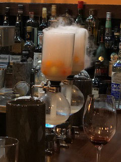 Top of the Universe cocktail
