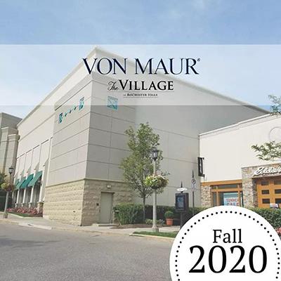 Von Maur location at The Village of Rochester Hills