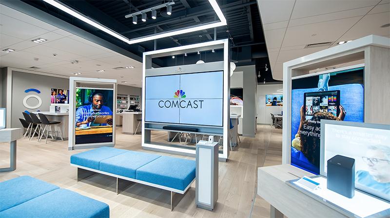 Comcast Xfinity store
