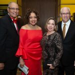 Duane Foster, Lenora Hardy-Foster, Raeann and Tracy Neil