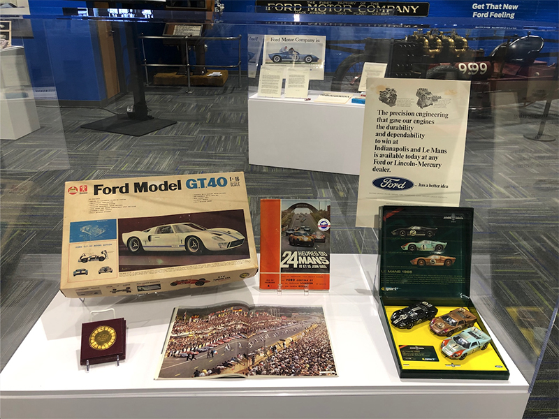 Ford artifacts