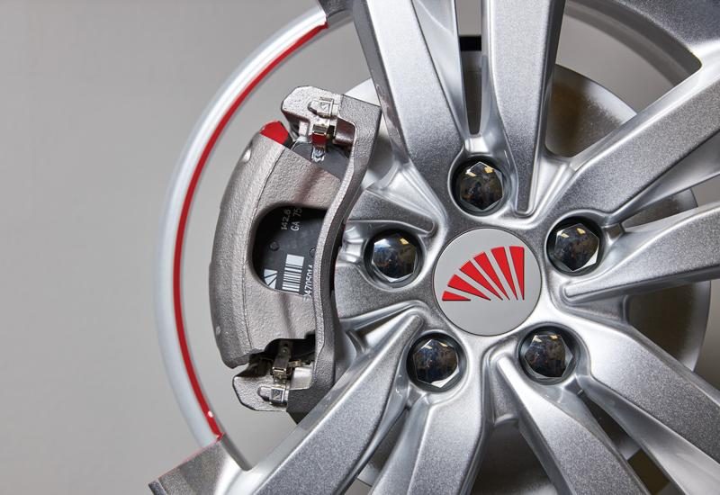 Chassis Brake Smart Brake system