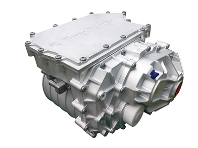 BorgWarner integrated drive module