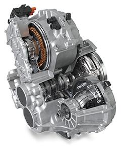 Schaeffler modular hybrid transmission