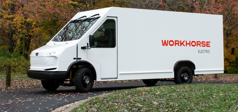 Workhorse truck