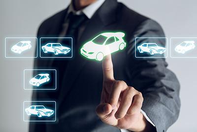 online car information