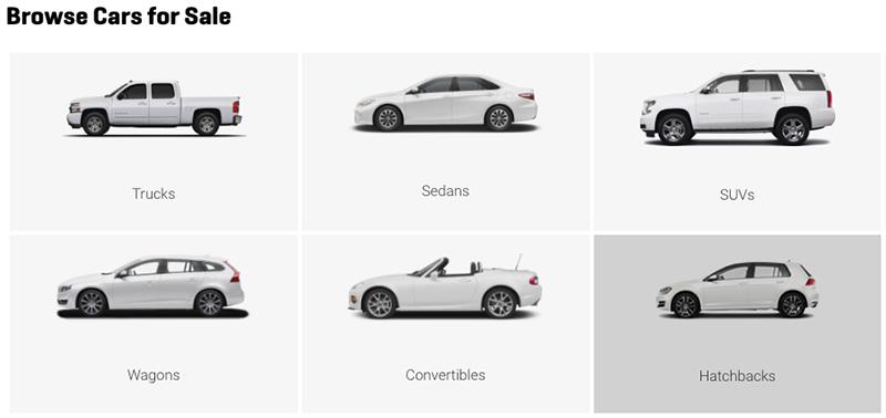 J.D. Power cars for sale