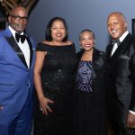 Jeffrey and Denise Williams, Shirley and Darnell Kaigler
