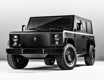 B1 Bollinger Motors Truck