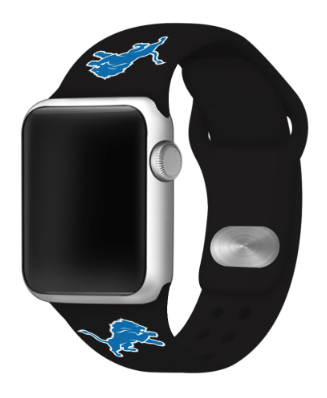 Detroit Lions smartwatch band by Affinity Bands