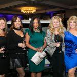 Amy Bellas, Lisa Carpenter, Heidi Ford, Kristen Berry, Kimberle Bowman