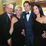 Bradley and Martha Waite, Aaron John, Monique Dawood