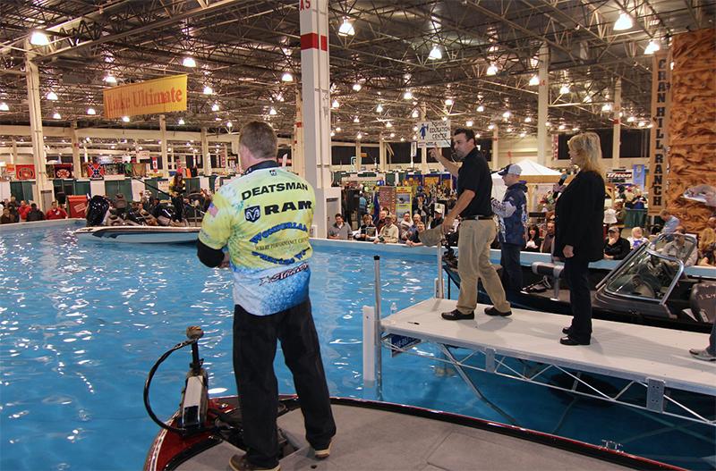 Ultimate Fishing Show-Detroit