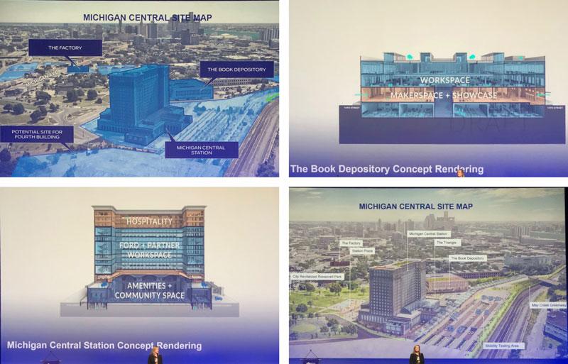 Ford presentation slides