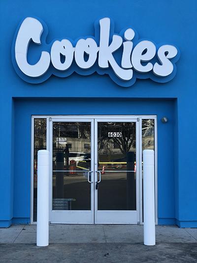 Cookies Detroit location