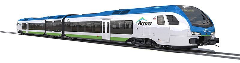 Arrow train