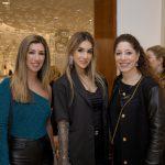 Noor Arafat, Anita Sabri, Dalia Atisha