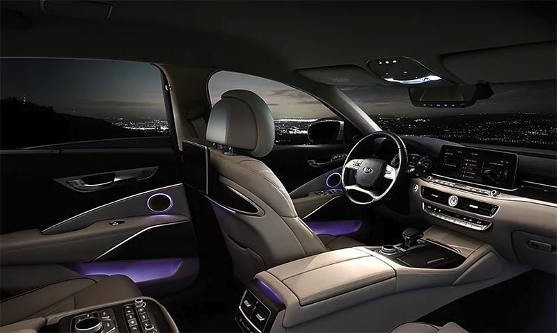 Sigma International internal vehicle trim
