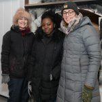 Alyssa Burnham, Kemarie Phelan, Cassidee Downs