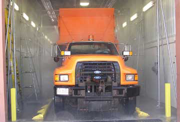InterClean Equipment cleaning system
