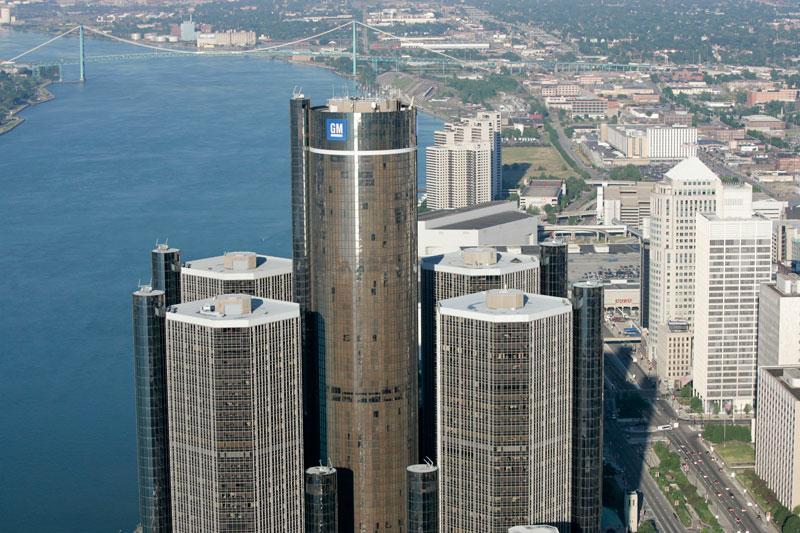 GM's Renaissance Center