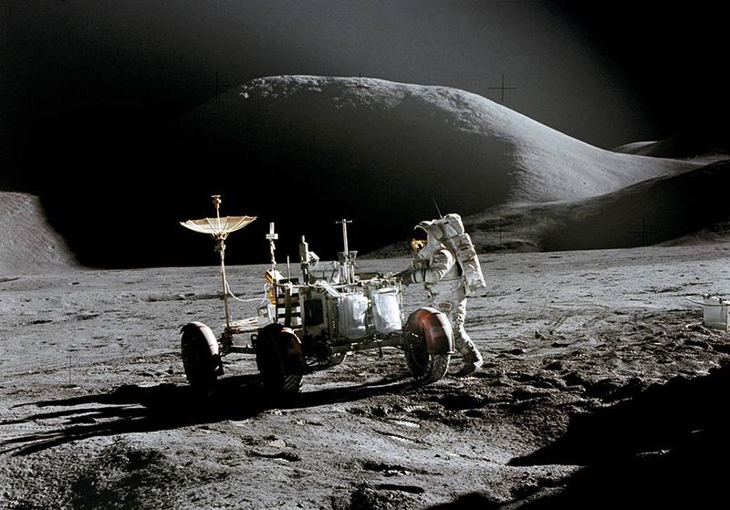 NASA lunar rover