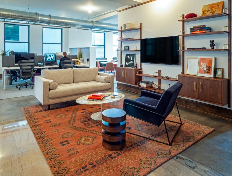 Zoyes Creative Detroit office