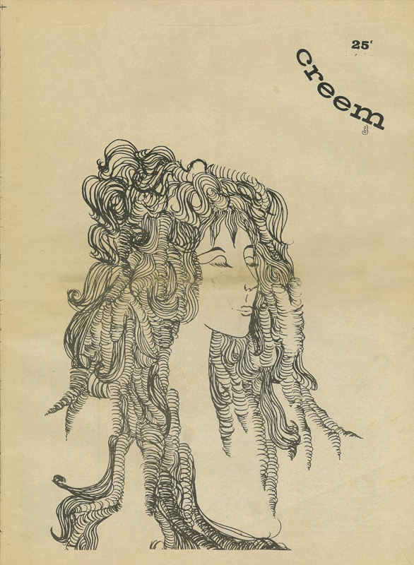early Creem cover