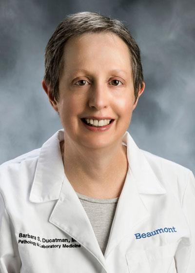 Dr. Barbara Ducatman