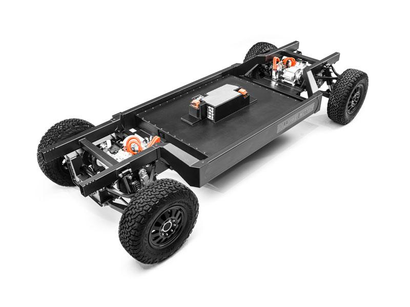 Bollinger Motors' E-Chassis