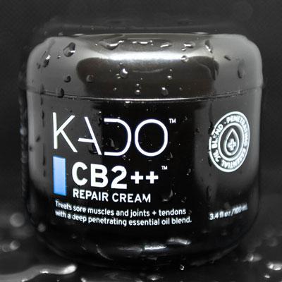 jar of CB2++ cream