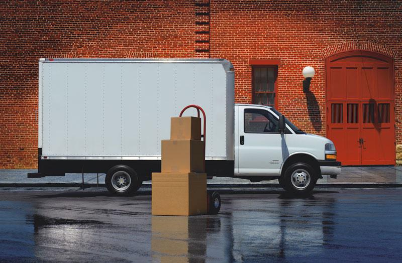 Chevrolet 2021 Express truck