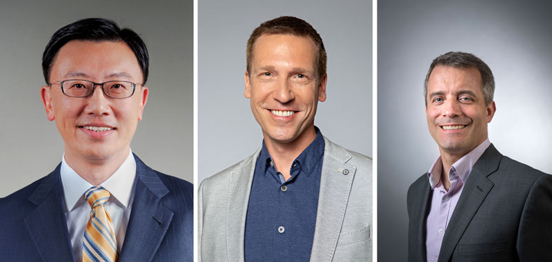 Matt Tsien, Craig Buchholz, Julian Blissett