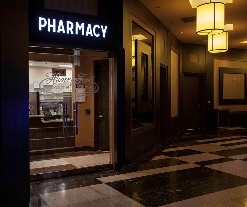 MGM Grand pharmacy