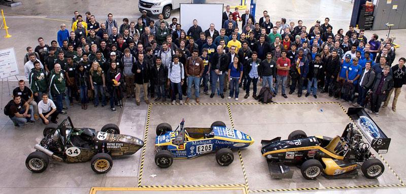 SAE Detroit Section Formula SAE Workshop