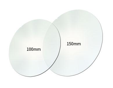 silicon carbide wafers