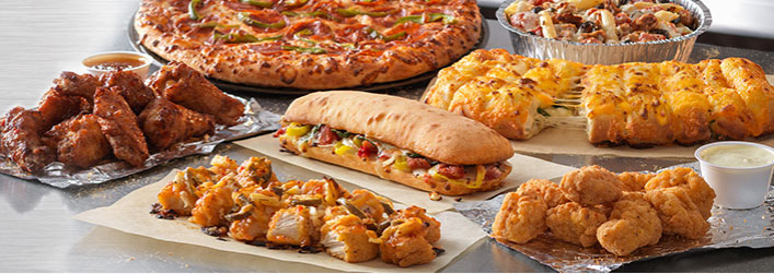 Domino's products